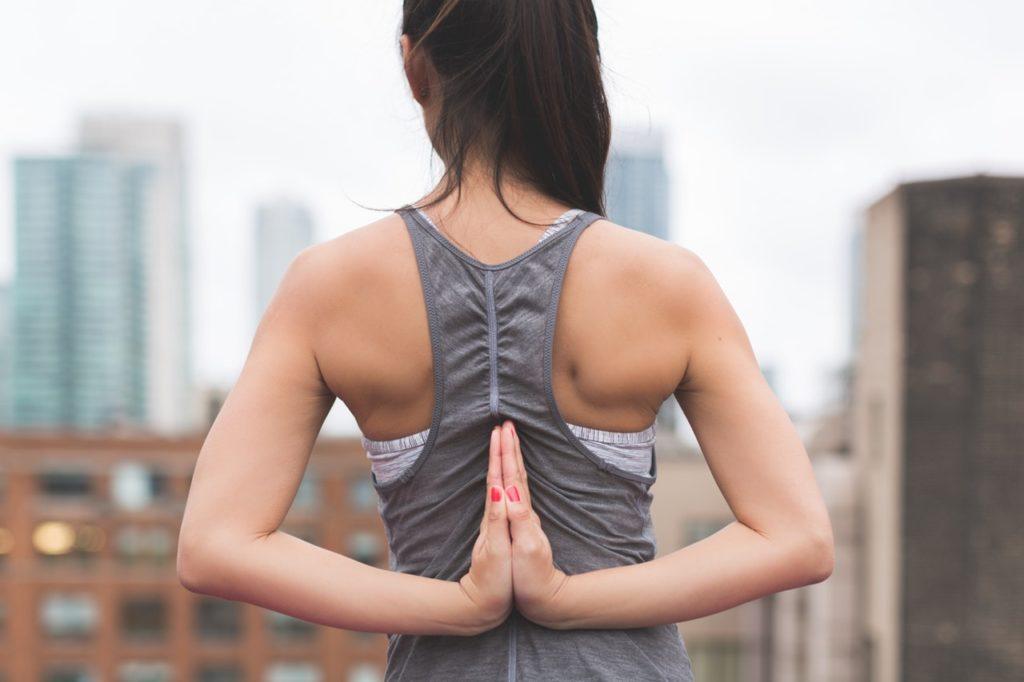 Pilates gegen Rückenschmerzen
