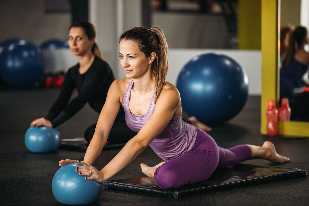 Pilates für Anfänger