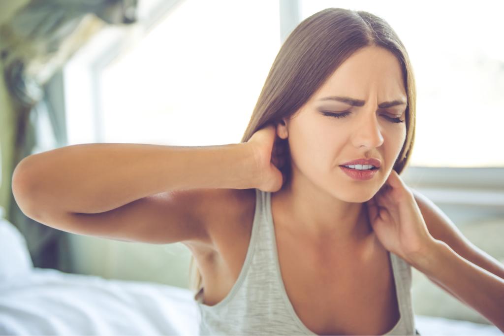 pilates gegen nackenschmerzen