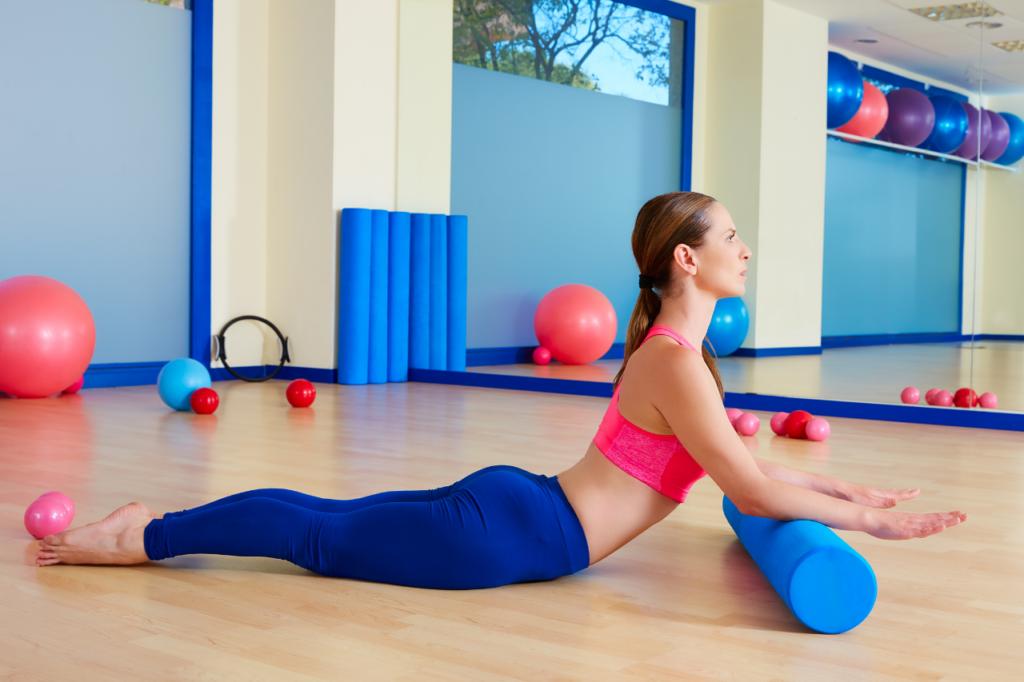 pilates schwan