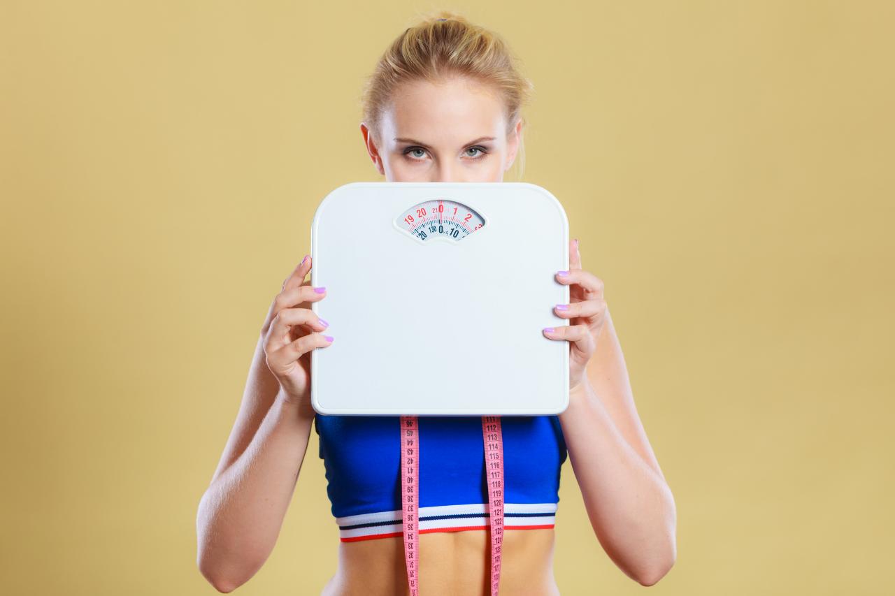 9 Dinge, die Dich am Abnehmen hindern