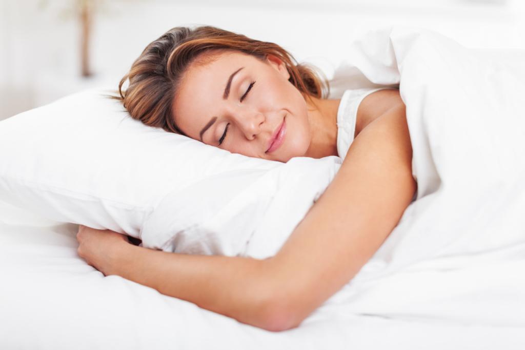 genügend schlaf ist gesund